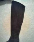 Ботфорты женские, обувь rieker промокает, Анджиевский