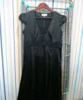 Платье чёрное, пуховик армани женский купить со скидкой, Локня
