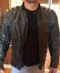 Куртка зимняя мужская немецкая wellensteyn, куртка мотоциклетная, Отрадный