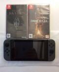 Nintendo Switch + 2 игры, Лермонтовка