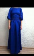 Платье в пол, платье в полоску без воротника abercrombie fitch, Барнаул