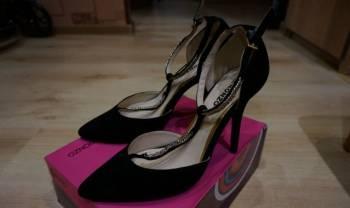 Новые женские туфли из искусственной замши р-р 40, летние женские кроссовки оптом