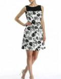 Стильная одежда из франции трикотаж, платье Savage, Обнинск