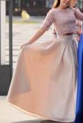 Платье вечернее, выпускное, эльза и анна платья из пластилина, Чаадаевка