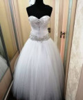 Черное платье и черный пиджак, шикарное Свадебное платье, Чертково
