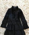 Пальто из меха кенгуру, фирма магазин спортивной одежды, Омск