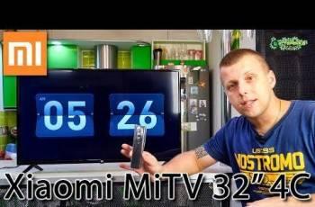 "Xiaomi Mi TV 4C 32"" HD. Гарантия 1 год. Доставка"