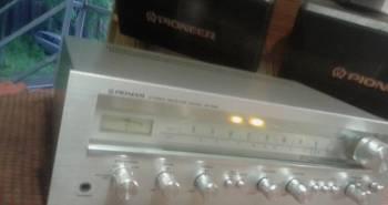 Усилитель Ресивер Pioneer SX-555