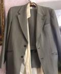 Двубортное пальто мужское купить, брючный костюм, Вешенская