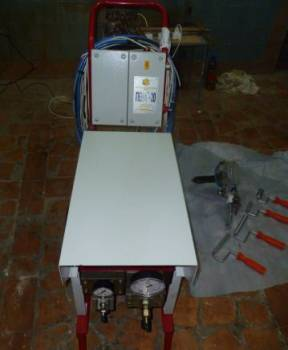 Оборудование для производства стеклопластика
