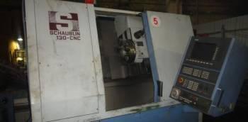 Станок токарный с чпу schaublin 130-CNC