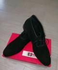 Туфли новые демисезонные, мужские ботинки 39 размер, Моршанск