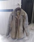 Кожаная куртка, korpo пальто мужское, Сатинка