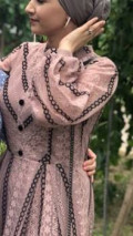 Купить костюм платье и пиджак, платье, Хунзах