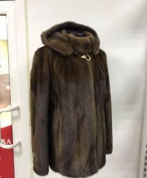 Шуба норковая, женская, белорусская одежда для дома и сна