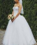 Продам свадебное платье, заказать одежду в эстонии, Чемодановка