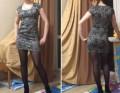 Платье, платья в греческом стиле бирюзового цвета, Екатеринославка