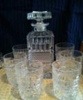 Штоф со стаканами, Брянск