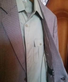 Мужские джинсы river island, костюм с рубашкой (в подарок)