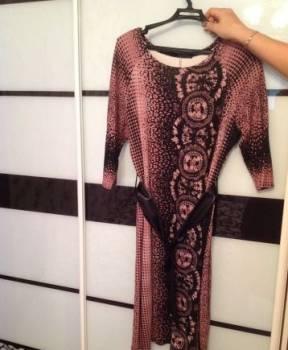 Платье на выпускной с длинными рукавами короткое, новое платье