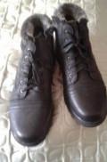 Зимние мужские ботинки тимберленд с мехом, новые ботинки, Коксовый