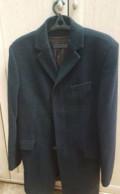 Пальто, мужская одежда из футера, Тында