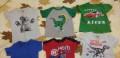 Футболки, шорты, рубашка, колготки 110 размера, Щекино