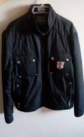 Куртка чёрная, мужской клатч polo fanke, Новоаннинский