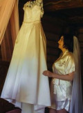Купить одежду пул энд бир, свадебное платье, Грабово