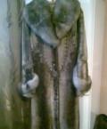 Шуба мутон, отделка песец-каракуль, платья заказать белое по интернету недорого, Новая Таволжанка