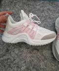 Обувь эконика скидки, кроссовки женские новые. Размер 37, Омск