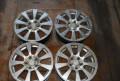 Диски литые R16 5x114. 3 4 штуки, диски для ford tourneo custom, Ярославль
