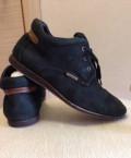 Ботинки туфли зимние зима 42р, мужская обувь большого размера интернет магазин, Хабаровск