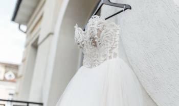Стильная одежда для полных после 50 лет, свадебное платье