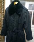 Куртка Д-4 с овчинным воротником Новая, майки и футболки с кружевом, Саки