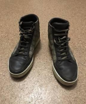 Зимние мужские ботинки балдинини, кеды Gucci