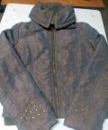 Куртка демисезонная 44-46, джинсовая куртка incity, Барнаул
