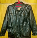 Куртка мужская, куртка мужская демисезонная бомбер чёрная купить, Хабаровск