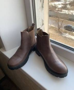 Сапоги Германия кожа, купить зимние ботинки норфин