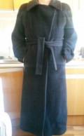Пальто демисезонное, длинное платье bershka, Лунино