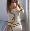 Новое платье Herve Leger, спортивная одежда для бальных танцев, Томск