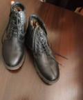 Зимние ботинки, адидас daroga leather кожа, Братск