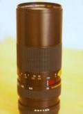 Porst Tele-zoom 75-260 macro MC, Терновка
