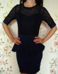 Современная одежда для танцев, платье с баской, Саратов