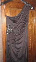 Платье от коко шанель для женщин, вечернее платье 44-46, Ижевское