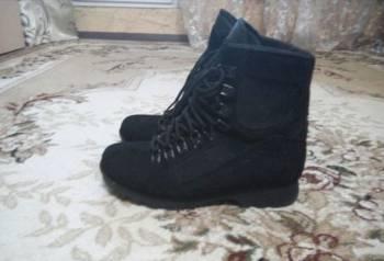 Зимняя обувь tj collection, берцы