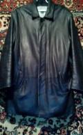 Кожаная куртка, мужская куртка anta, Тоцкое