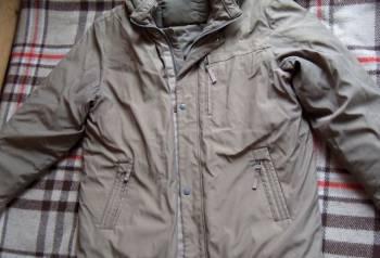 Куртка зимняя, магазин мужской одежды львиная доля
