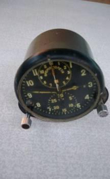 Часы ачс-1М (авиационные бортовые)