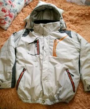 Зимняя курточка, мужское пальто из шерсти